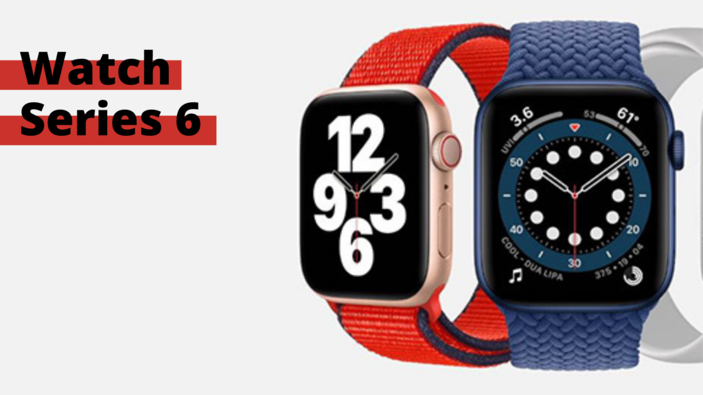 Orologio Apple Watch Serie 6