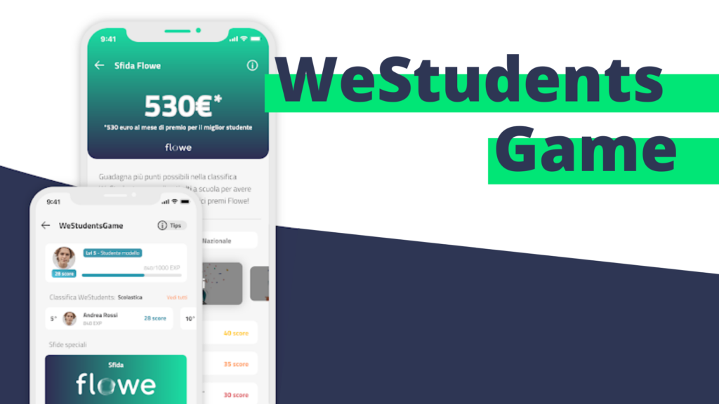 WeStudents Game - Tech 5